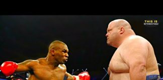 5 best knockouts by Mike Tyson